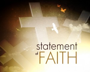 Statement of Faith for Paw Paw Bible Church